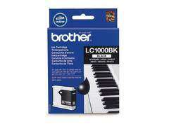 Brother LC1000BK Black Ink